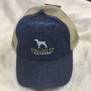 Straight Up Southern Hat